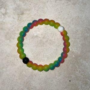 Rainbow & Purple Lokai Bracelets